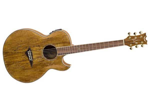 Dean Guitar Performer Florentine A/e - Spalt Maple  http://melodiamusik.com/product/Dean-Guitar-Performer-Florentine-Ae-Spalt-Maple