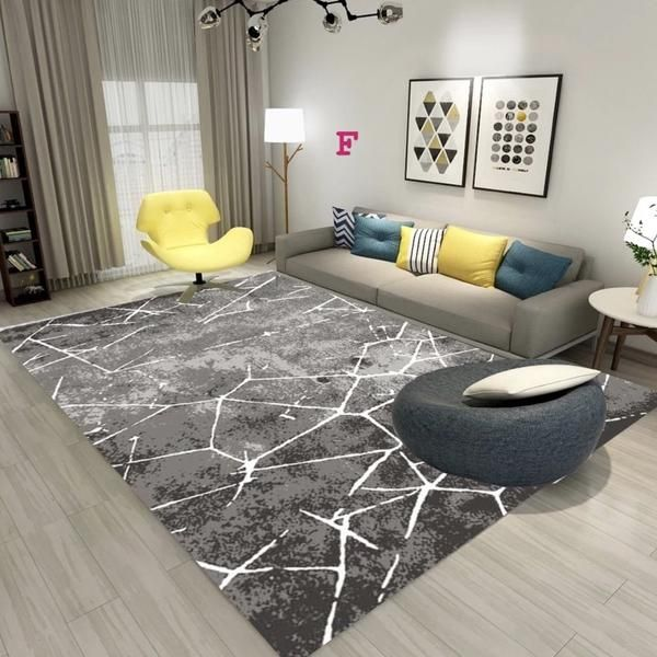 Modern Nordic Mat Warmly Living Room Decor Rugs In Living Room Luxury Rug