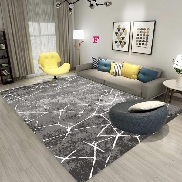 20 Modern Living Room Rugs Magzhouse, Rugs Modern Living Rooms