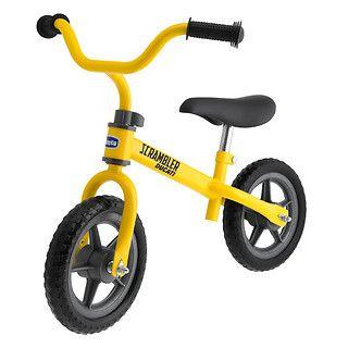 CHICCO Rower Ducati to prezent, który uszczęśliwi Twoją pociechę. Rowerek posiada regulację wysokości kierownicy i siodła. #prezent #Chicco #rower #dzieci