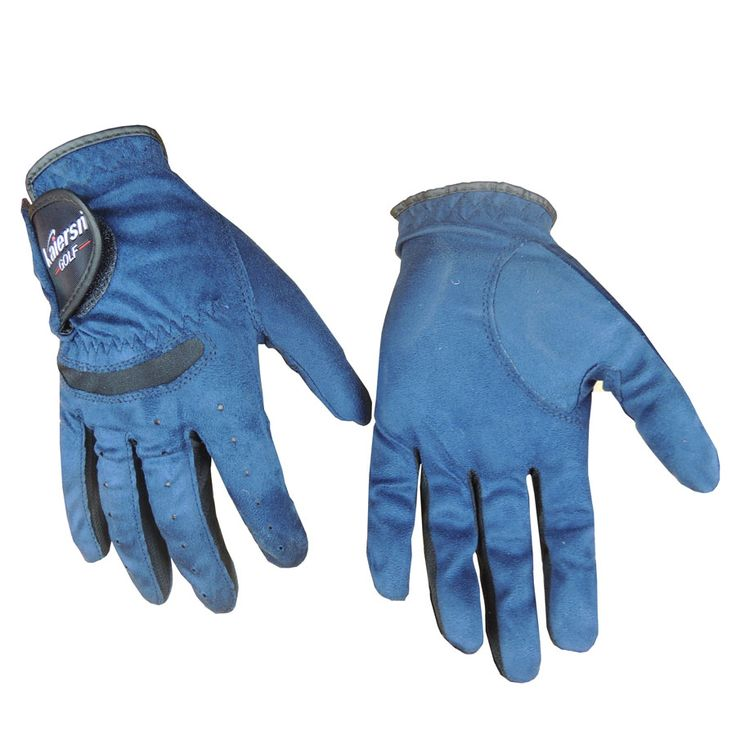 Golf gloves Men's Golf fabric gloves Left and Right Hand Golf Sports Gloves