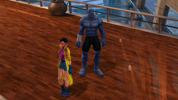 Marvel Heroes - Beast: Odin's Bounty Hunt & Midtown Madness Pt. 3