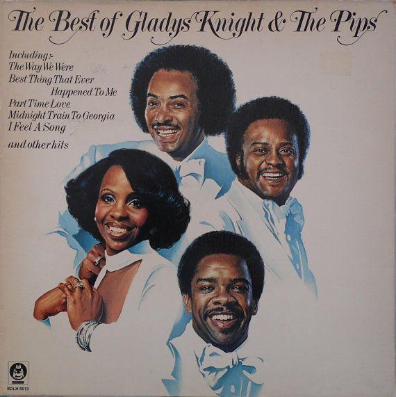 Gladys Knight And The Pips The Best Of 1976 Uk Issue Original Vinyl Lp Album 33 Rpm Record Soul Dance Disco Pop 70s Music Bdlh5013 Gladys Knight Lp Albums Vinyl Record Album