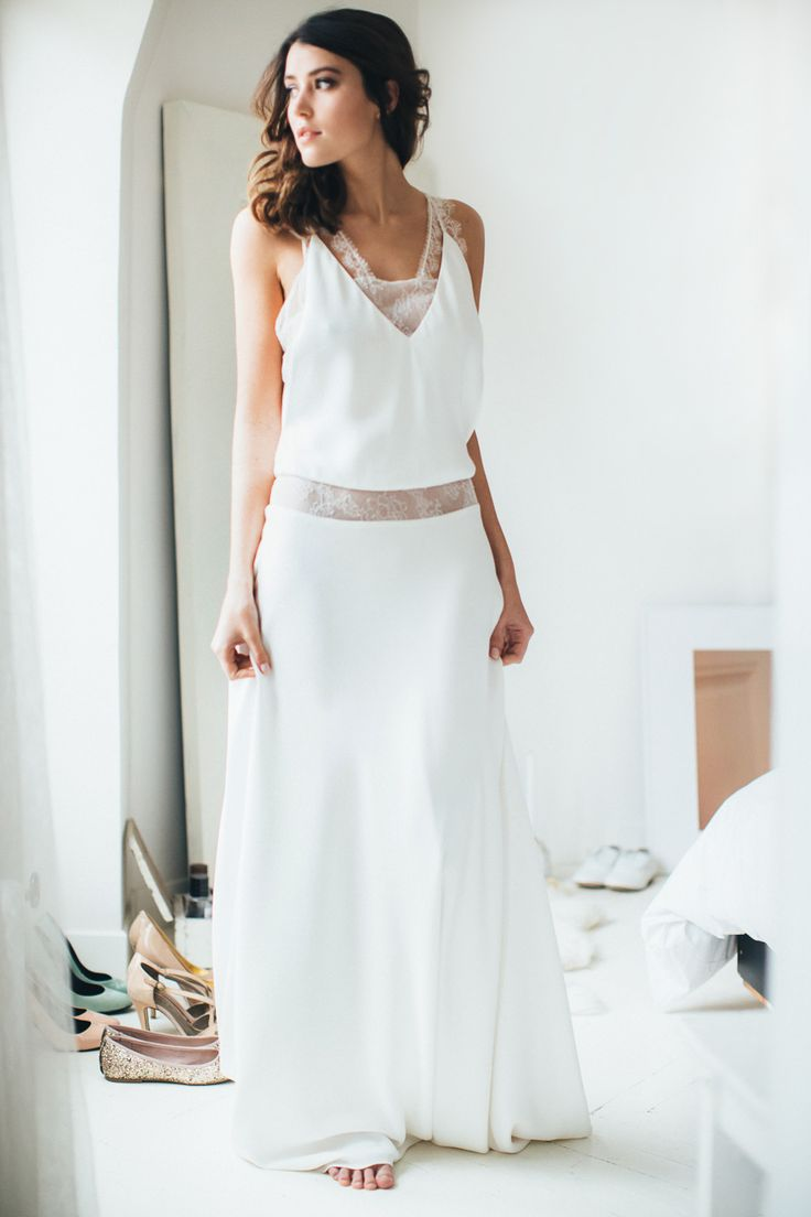 robe mariée bohème robes mariés robe chaussures robes femme ma robe ...
