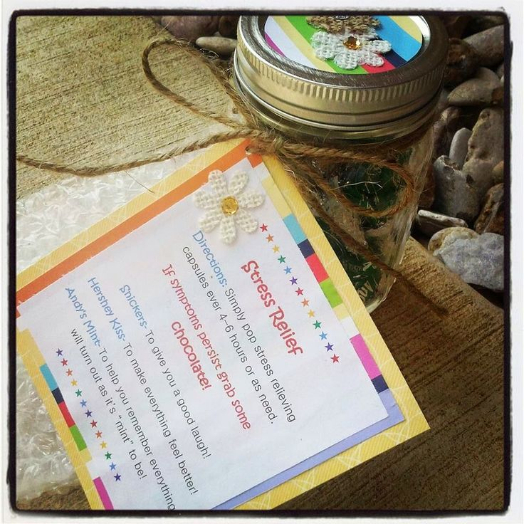 cole's crafts: cute stress relief gift for a friend   Cole ...