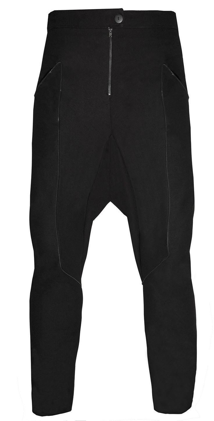 Men's baggy trousers #PANTHEIST #CORVUScolletion #menswear pantheist.co