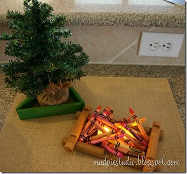 Camping Theme Teacher Appreciation Breakfast-- fantastic party ideas at this blog