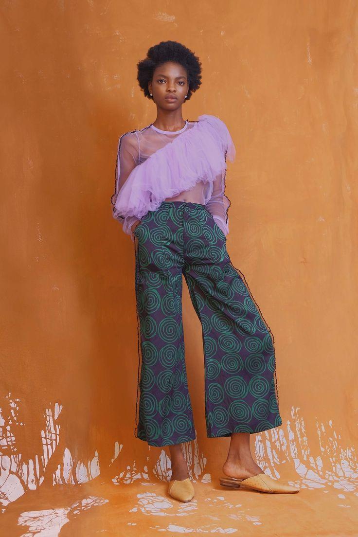 Instagram brought Lagos-based designer Amaka Osakwe's designs to the middle of the West Coast fashion scene.