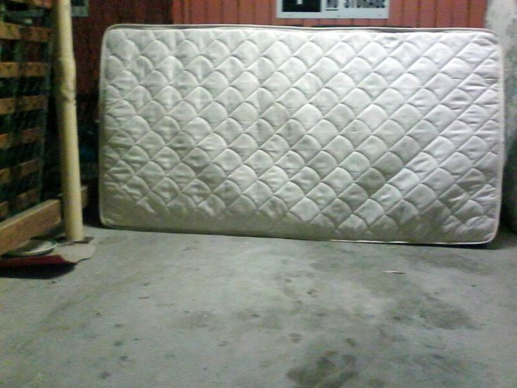 Single bed base good condition $30 ono.