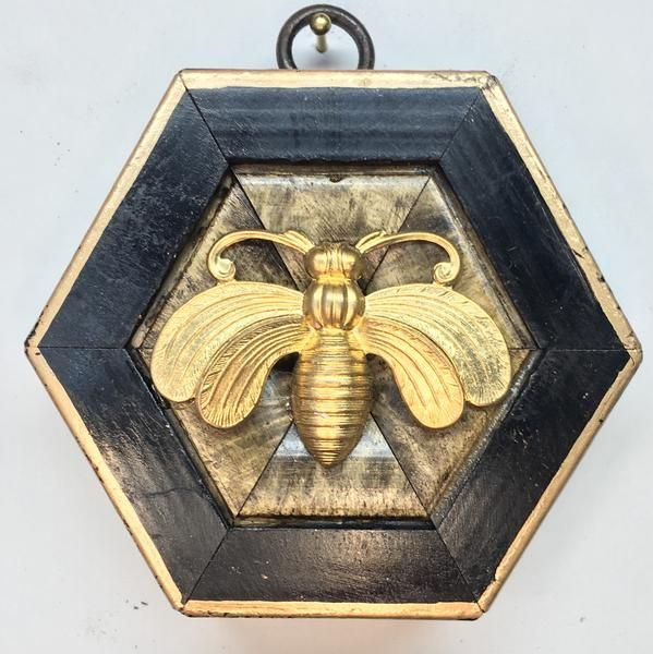 """Every Museum Bee has a signature or stamp dating its creation based on the current Kentucky Derby winner. This year we celebrateAlways Dreamingwith """"AD"""" and w"""