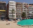 Appartementen Salamar. Deze mooie, ruime appartementen liggen direct aan de boulevard en het strand!