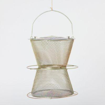 Bronze Hourglass Birdfeeder, Terrain