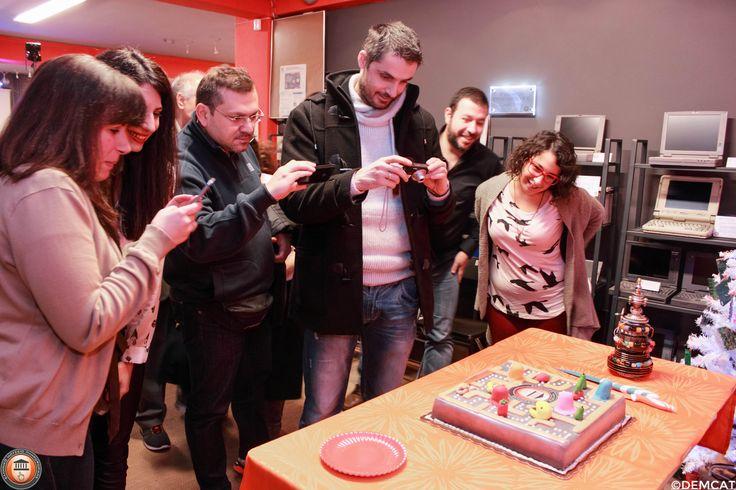 Κοπή βασιλόπιτας 2015! | New year's cake cutting event!