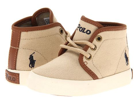 Bought these for my baby boy <3 #polo Polo Ralph Lauren Kids Ethan Mid FA13 (Toddler)