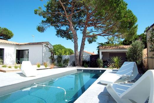 villa piscine design