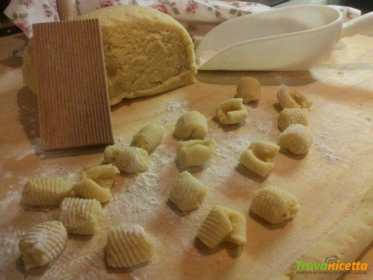Gnocchi di ricotta a basso Indice Glicemico #ricette #food #recipes