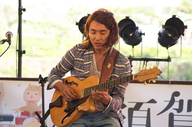 Yosuke Onuma, AQUAPIT at Yokosuka West Coast Music Festival 2013