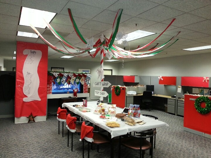 Decorating Cubicle 147 best holiday: office cubicle decorations and holiday stroll
