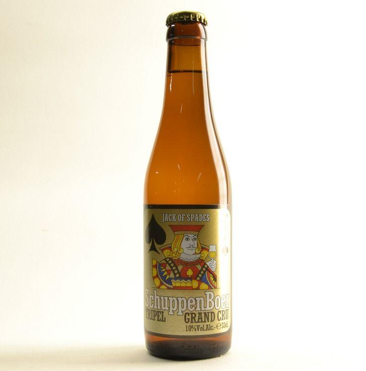 Schuppenboer Gran Cru #belgianbeer #schuppenboer