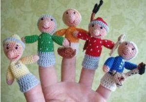Вязаные развивашки и игрушки!   Мастер-классы по вязанию игрушек на спицах и крючком!