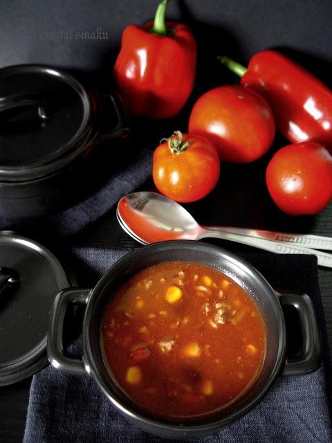 szybka zupa meksykanska: Ostatnio Spadła, Jak Znalazł, Być Świetn, Feriach Zimowych, Zupa Meksykanska, Szybka Zupa, May Be, Zupa Meksykańska, Częstotliwość Ostatnio