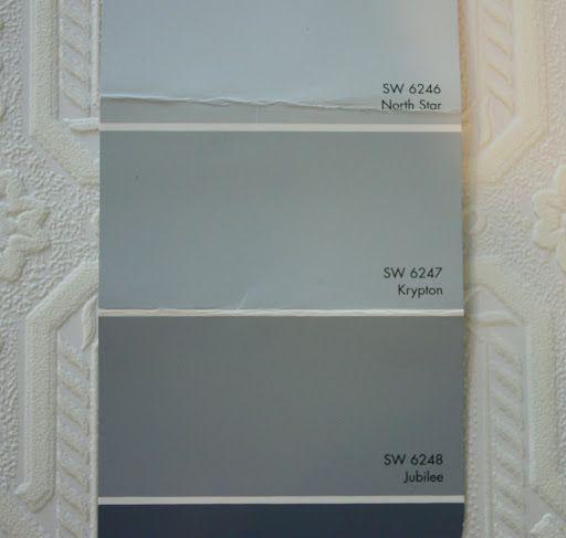 Guest Bathroom Colors: 50 Best Gray-blue Images On Pinterest