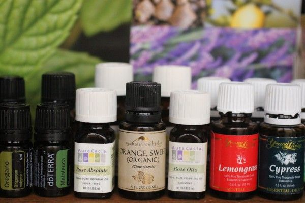 Awesome Blog Series on choosing which brand of essential oils to buy. Read all seven posts - it is worth it!
