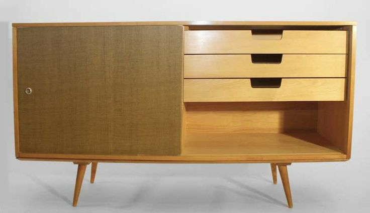 Paul McCobb Planer Group for Winchendon Cabinet   From a unique collection of antique and modern sideboards at http://www.1stdibs.com/furniture/storage-case-pieces/sideboards/