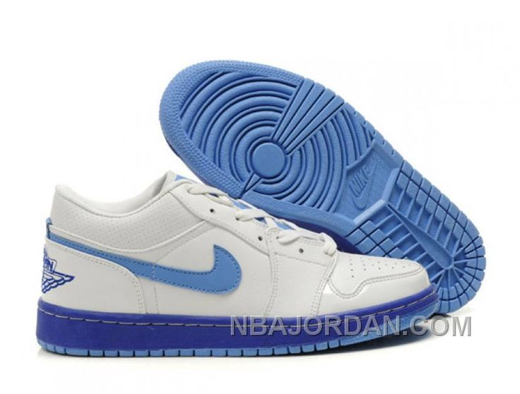 http://www.nbajordan.com/air-jordan-1-low-blanc-bleu-lastest.html AIR JORDAN 1 LOW BLANC BLEU LASTEST Only $69.00 , Free Shipping!
