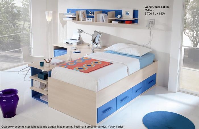 Modern Çocuk Odası