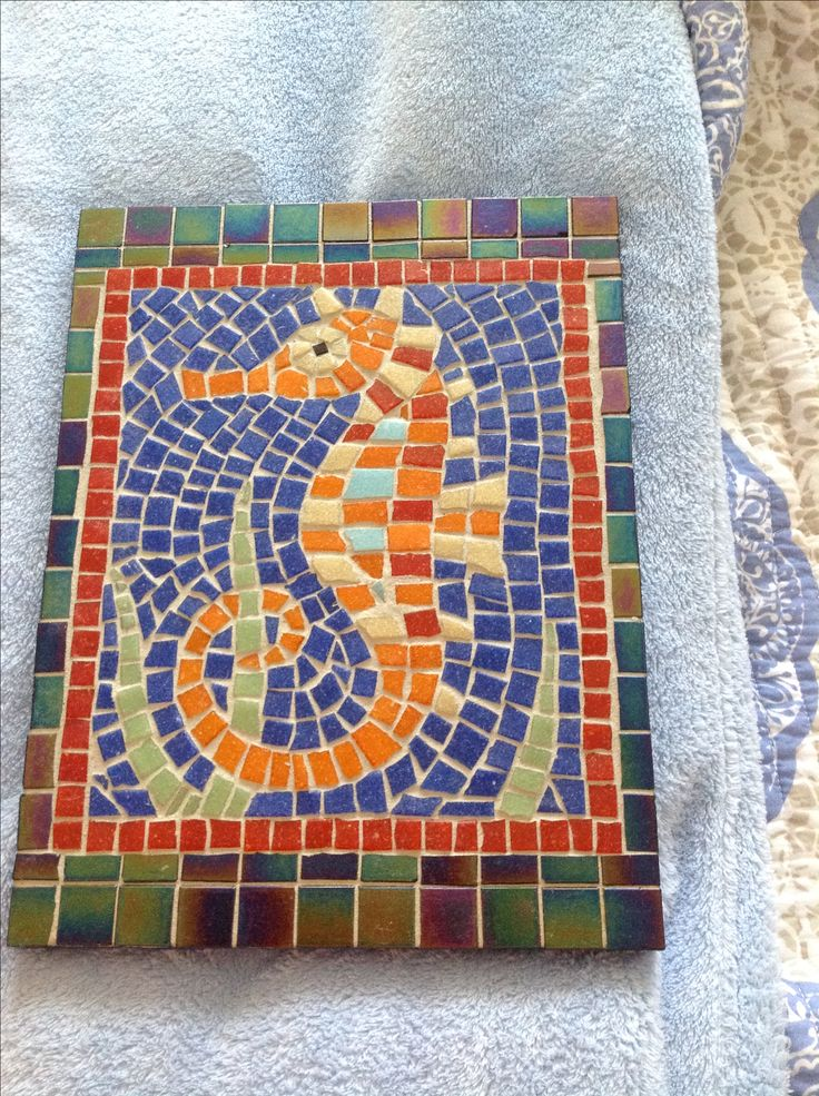 My first mosaic