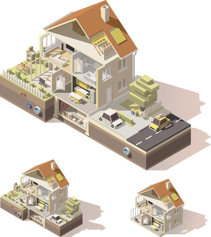 Présentation du logiciel de plan de maison Sweet Home 3D   Plan maison, Logiciel plan maison et ...