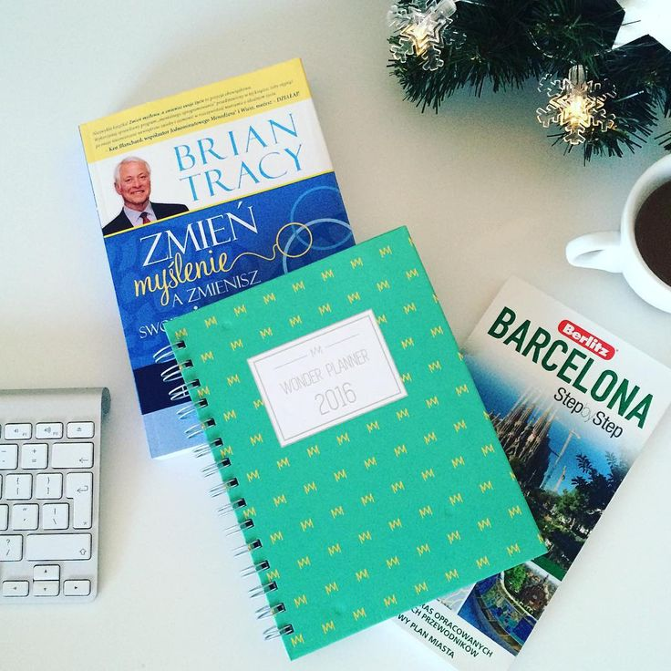 2016 will be awesome 😊 🎉 @thewondermarket @thebriantracy #planner…