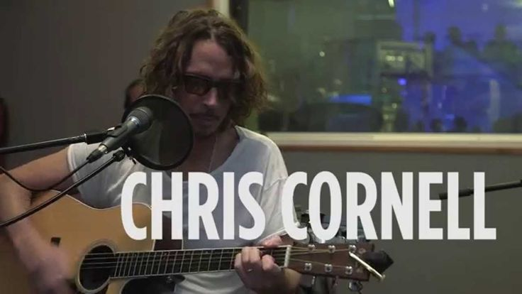 """Chris Cornell """"Nothing Compares 2 U"""" Prince Cover Live @ SiriusXM // Lit..."""