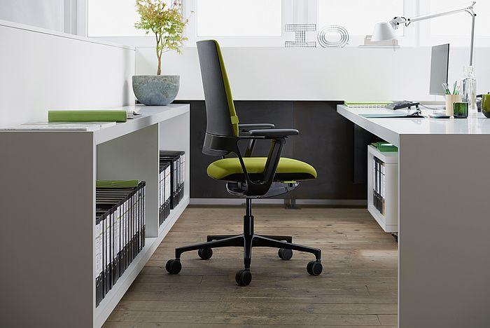 Klober Connex2 Bureaustoel Bureaustoel Vergaderstoel Conferentiestoel Representatief Co Working Flexwerk Flexplek Ergonomisch Burostuhl Stuhle Sitzen