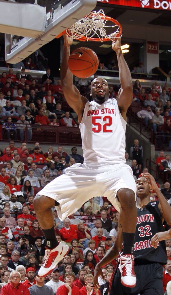 Jared Sullinger College basketball, Ohio state