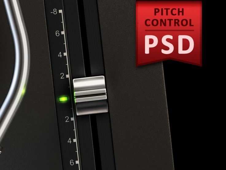 Pitch Control PSD