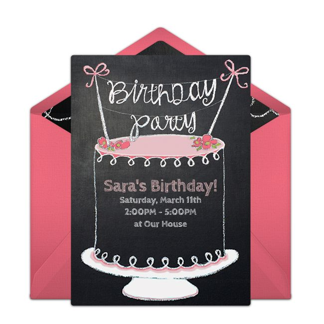 218 best Free Party Invitations images – How to Make Free Birthday Invitations Online
