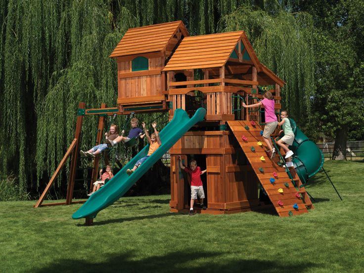 Exceptional Backyard Jungle Gym Climbing Gym (800×600) Good Looking