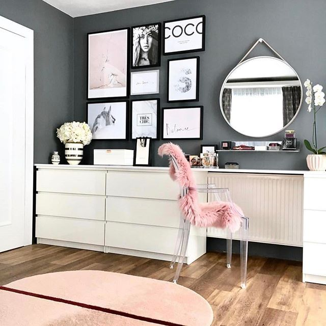 WEBSTA @ oliveetoriel - I absolutely adore the Olive et Oriel print and poster filled gallery wall by our incredibly stylish customer @jana_skoupilova Shop the look at OliveEtOriel.com