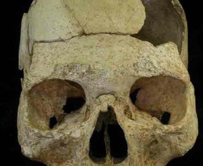 FOTO Cel mai vechi Homo Sapiens din Europa, descoperit în Munţii Banatului: o corcitură între omul modern şi cel neandertalian - 30000 ani