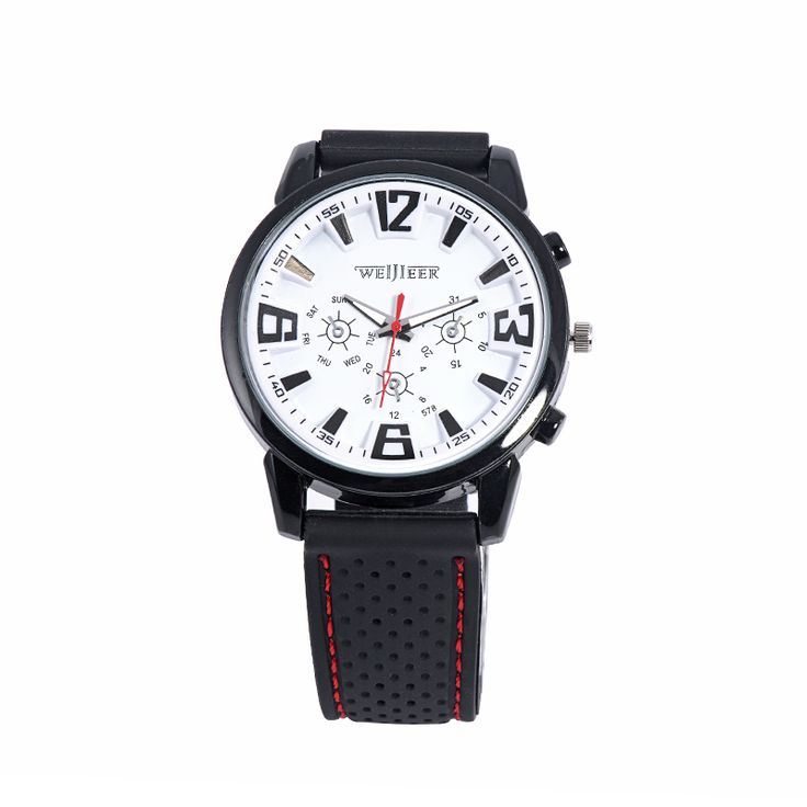 Arabic Numerals Dial Quartz Sports Watch with Silicone Band  US$ 7.33  http://www.madeinchina.com/pd/arabic-numerals-dial-quartz-sports-watch-with-silicone-band-101180#.U-wu-mNsHII