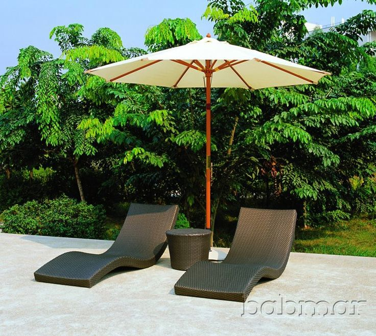 Metropolis Wave Sun Lounger | Restaurant Patio Furniture Sets | Commercial  Outdoor Furniture | Babmar.