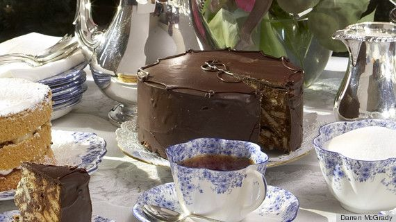 Edwards Chocolate Biscuit Cake