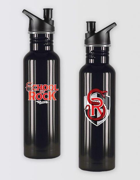School of Rock Merchandise | Drink Bottle