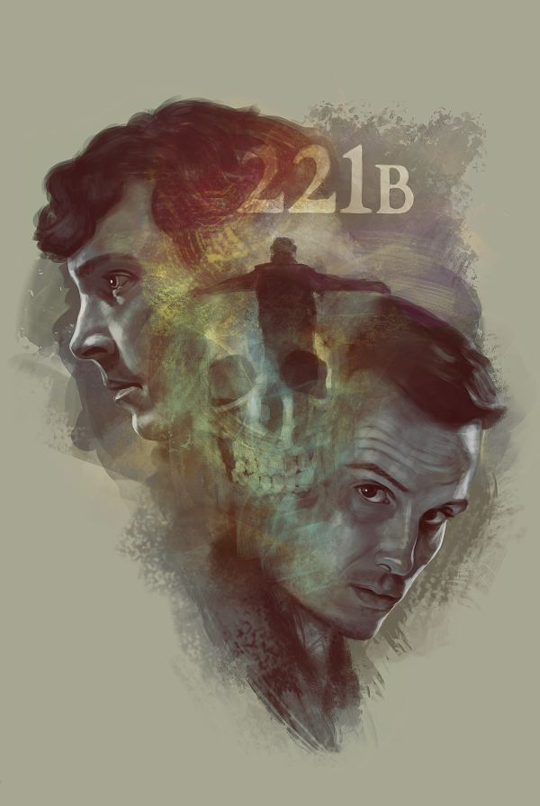 Sherlock by miriamuk21.deviantart.com on @deviantART