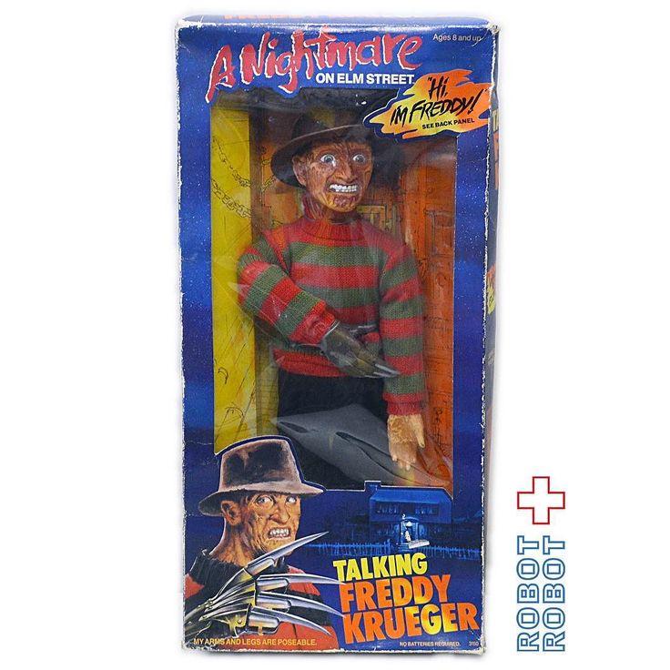 エルム街の悪夢 フレディ トーキング フィギュア A Nightmare on Elm Street TALKING FREDDY KRUEGER 18 inch Figure #ActionFigure #アクションフィギュア #アメトイ #アメリカントイ #おもちゃ #おもちゃ買取 #フィギュア買取 #アメトイ買取 #vintagetoys #中野ブロードウェイ #ロボットロボット #ROBOTROBOT #中野 #アクションフィギュア買取 #WeBuyToys  #エルム街の悪夢