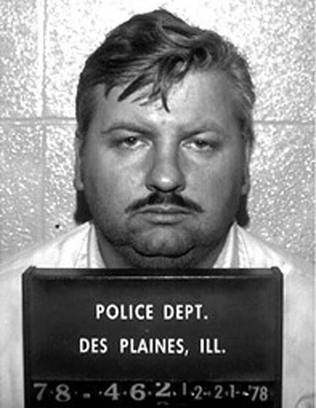 However, the killer that Moss established the best relationship with was John Wayne Gacy.
