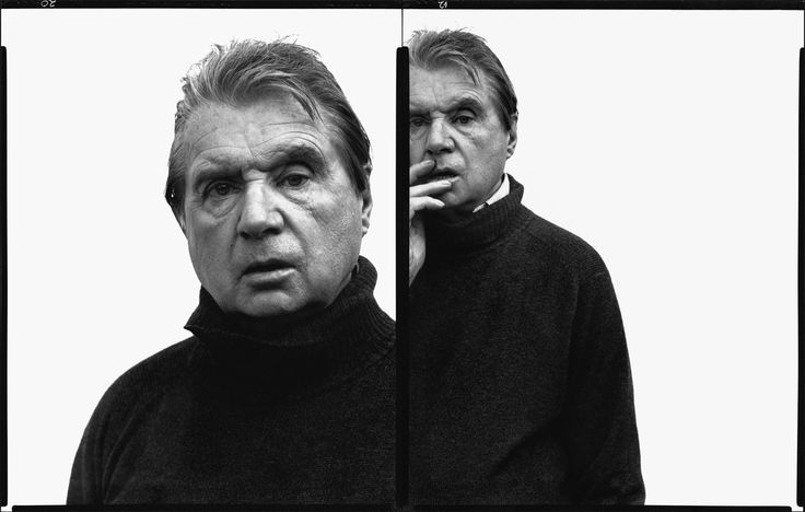 Francis Bacon by Richard Avedon