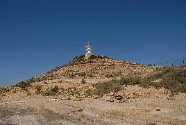 Far del Cap de l'Horta (Alacant)